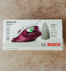 """Новый Утюг """"Bosch"""""""