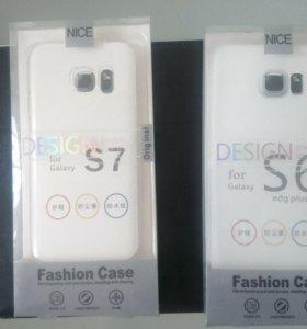 Чехол Samsung Galaxy S7/S6 EDGE Plus