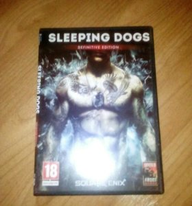 Продаю диск sleeping dogs и fifa 15
