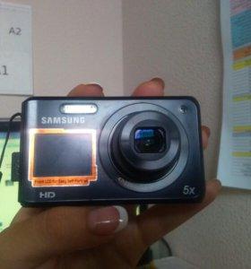 Фотоаппарат Samsung dv100 2дисплея