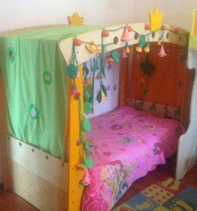 Кровать детская HABA