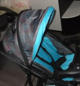 Прогулочная коляска зима|лето