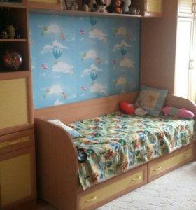 Детская/подрастковая мебель МДФ