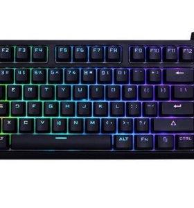 Механическая клавиатура с RGB подсветкой