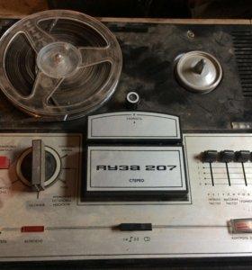 Магнитофон ЯУЗА207