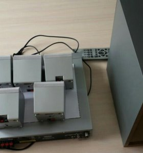 DVD/CD проигрыватель LG LH-T6347X