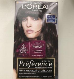Краска для волос Loreal Preferencе