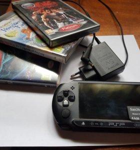 PSP прошита