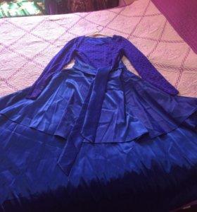 Платье новое, вечернее.