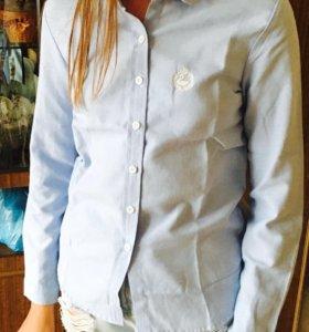 Новая рубашка на худенькую девушку 160-164