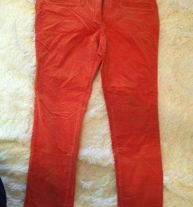 Вельветовые брюки Бонприкс