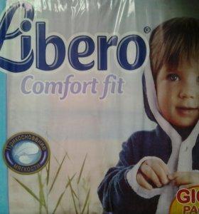 Подгузники libero comfort fit 6 (12-22 kg)