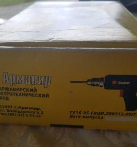 """Компактная дрель """"Армавир МРЭС-21"""""""