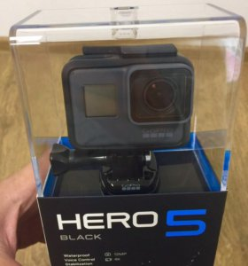 GoPro 5 Hero Black Edition 4K UHD