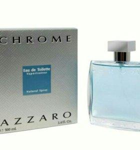 CHROME AZZARO, 100ML, EDT