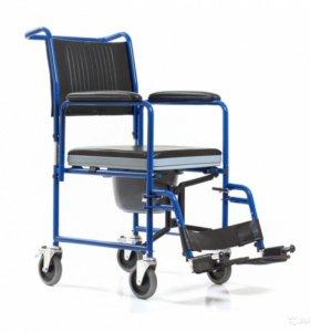Новое кресло-стул с санитарным осн. Ortonica TU 34