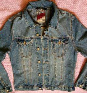 Куртка джинсовая р.164 -170