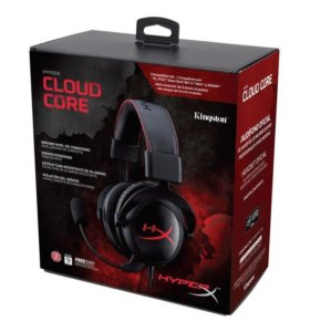 Kingston HyperX Cloud Core