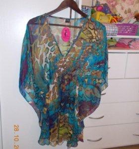 Новая туника-блуза diva coll. р.44-46-48 Пр-во Индия