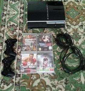 Продам PS3 FAT