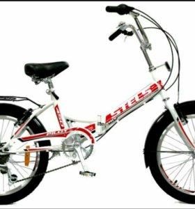 """Складной велосипед """"STELS"""" PILOT 450/ б/у."""