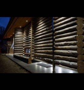 Строительство деревянных домов, бань и саун