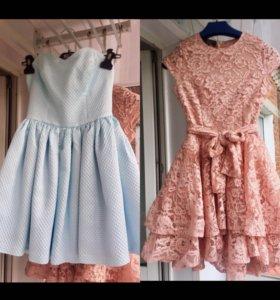Два шикарных платья!