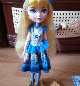 Кукла Блонди Локс,эвер автер хай