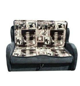 "0309 диван ""Аккордеон-120"""
