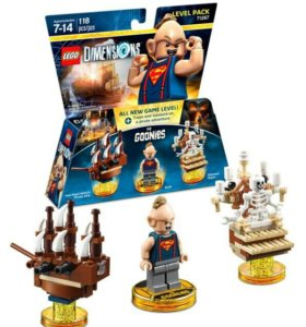 Lego Dimensions 71267 The Goonies level pack