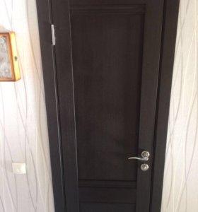 Дверь без наличников