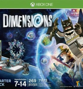 Lego Dimensions 71172 STARTER PACK: XBOX ONE
