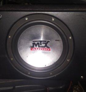 Сабвуфер MTX Audio 1000w
