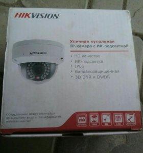 Уличная IP-камера