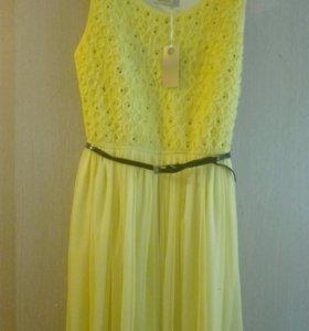 Платье новое 46, 48