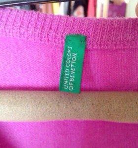Джемпер свитер Benetton