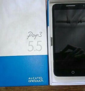Alcatel one touch ,pop 3,5.5.