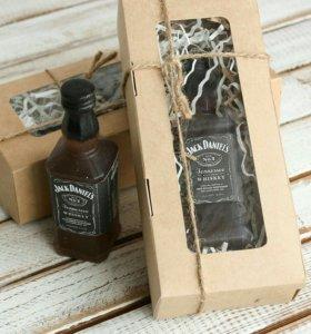 Мыло виски Джек Дэниэлс. В наличии