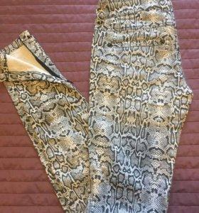 Стрейчевые брюки