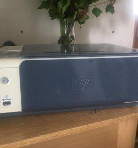 Принтер HP PSC 1513 принтер-сканер-копир