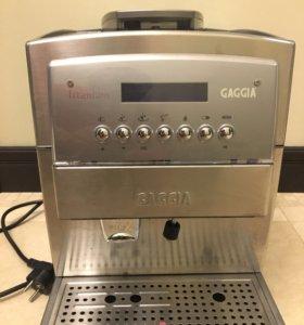 Кофемашина Gaggia Titanium