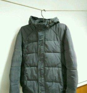 Куртка зимняя blackleopardwolf