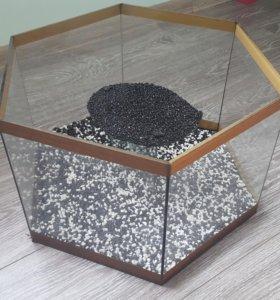 Аквариум Черепашник 30 литров