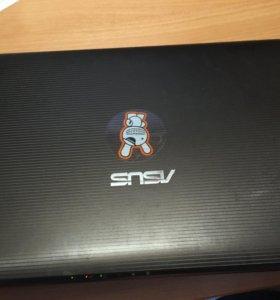 Игровой ноутбук Asus k53s