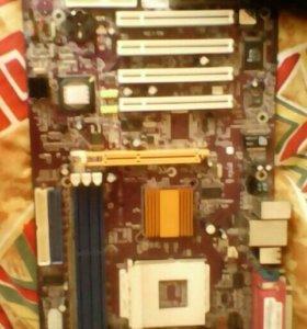 EliteGroup Kt-600-a socket 462 (amd)