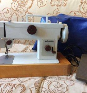 Швейная машинка Чайка-134А