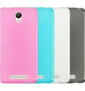 Чехол бампер силиконовый Asus ZenFone GO ZC500TG
