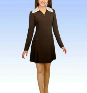 Школьные платья, форма, фартуки