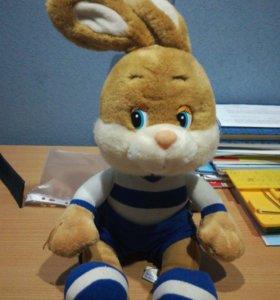 Игрушка заяц говорящий