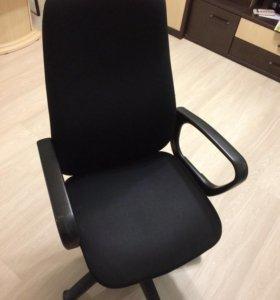Кресло чёрное